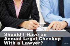 Legal checkup